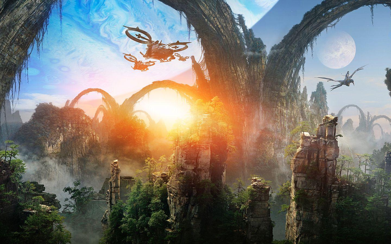 Pandora Avatar 5k 1440 X 900 Wallpaper En 2019 4k Hd