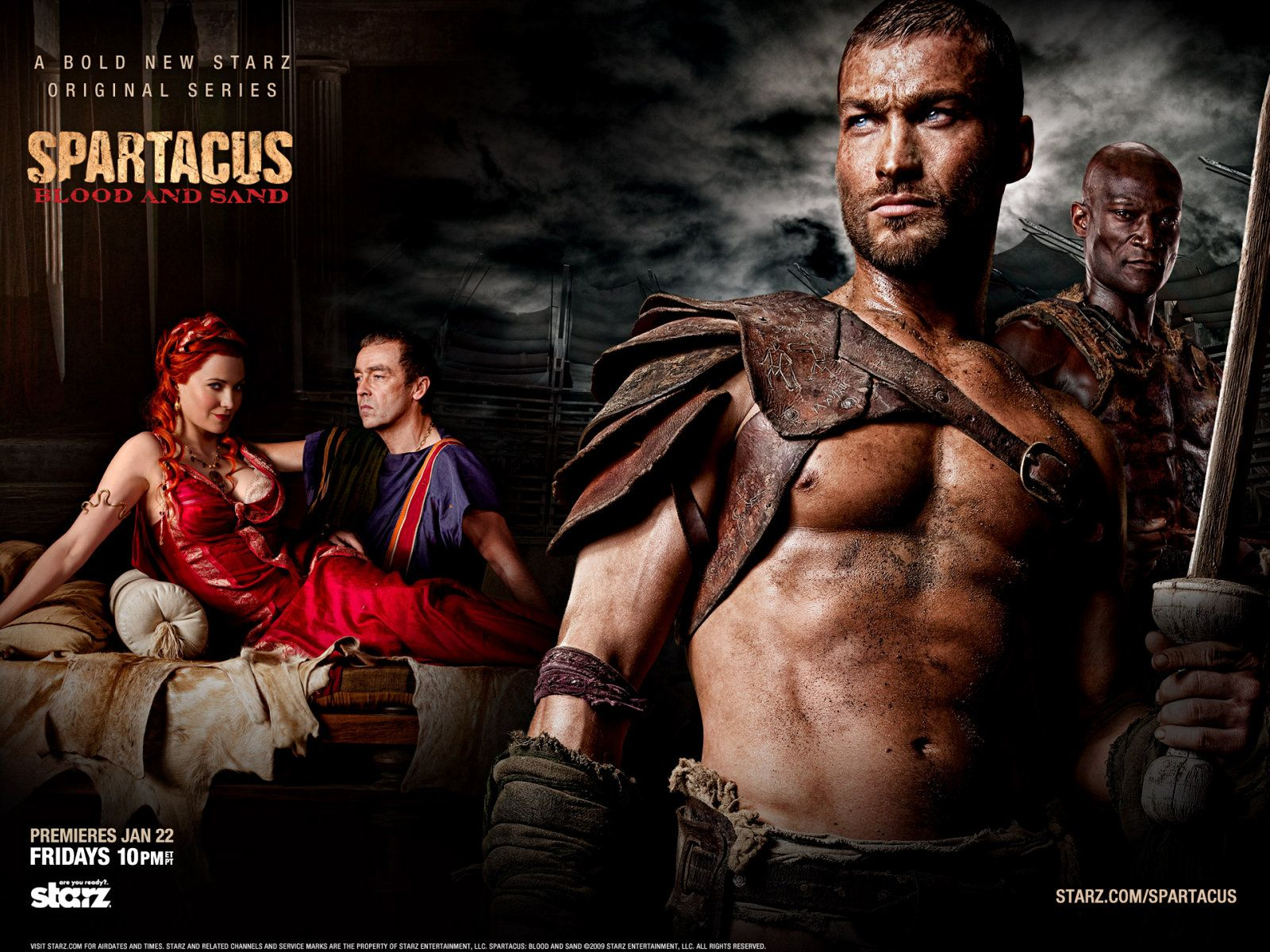 Spartacus, blood and sand | Films & Actors | Pinterest | Series ...