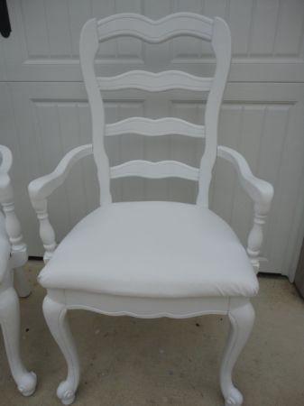fabulous white chair!