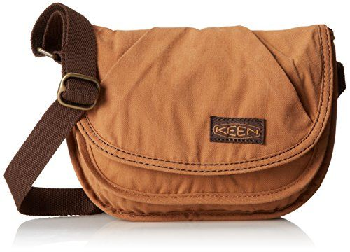 52e66294098 Keen Montclair Brushed Twill Mini Bag, Lasso Brown | Needs ...