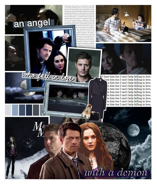 """""""chaos. an angel who fell in love with a demon. // megstiel"""" by sofie-dreamy ❤ liked on Polyvore featuring art"""