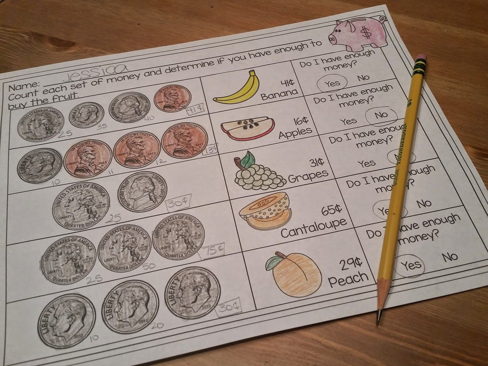 Teaching Money In Primary Grades With Images