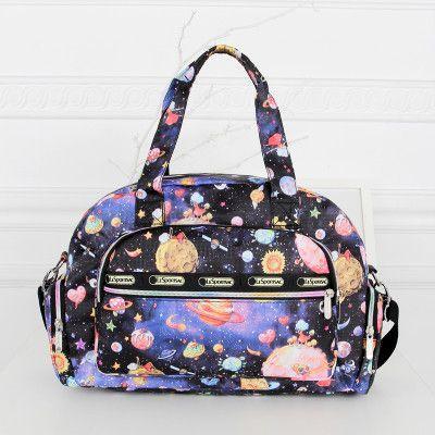 Famous Brand Fashion Sport bag for Women Sports Duffles Casual Womens Shoulder Bags Gym Bag Tote handbag summer beach Travel bag