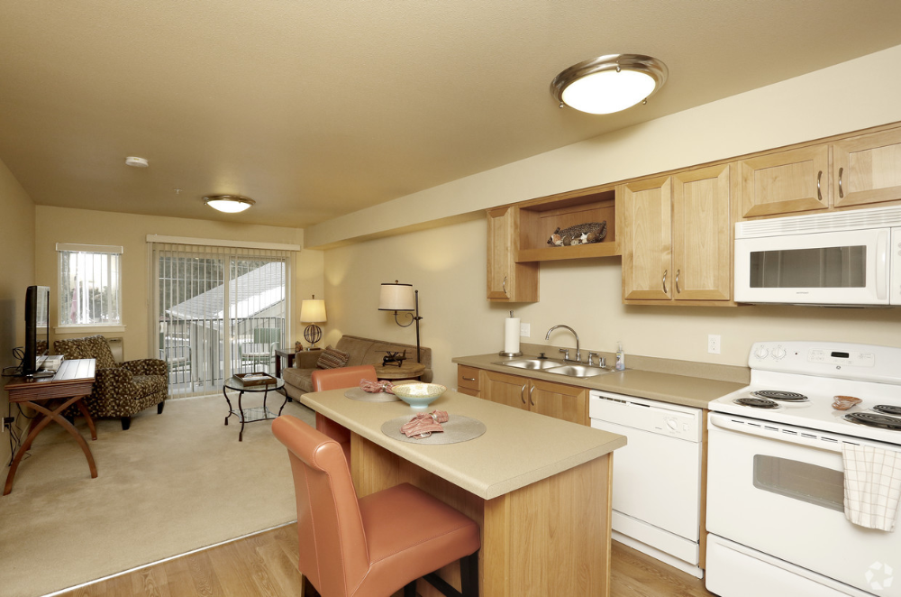 Affinity at Mill Road A 55+ Community Apartments Spokane