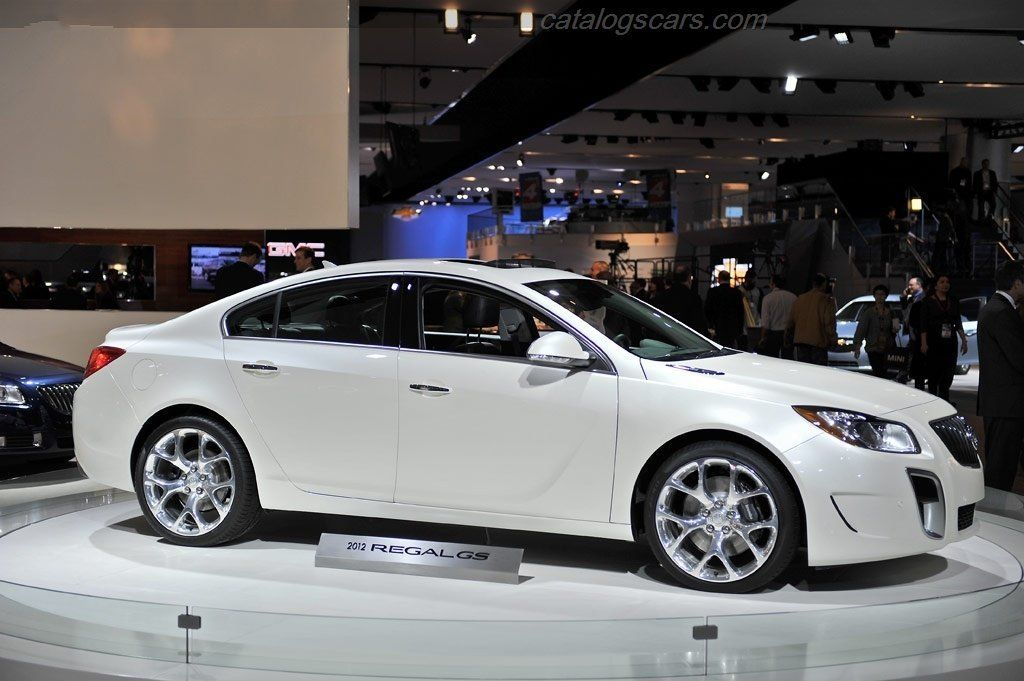 Buick Regal 2015 White Getaway Car With Sentimental Value