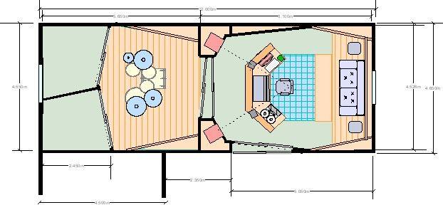 Magnificent 1000 Images About Building Studio On Pinterest Garage Studio Largest Home Design Picture Inspirations Pitcheantrous