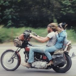 Traveling On A Vintage Motorcycle Motorcycle Camping Motorcycle Camping Gear Motorcycle