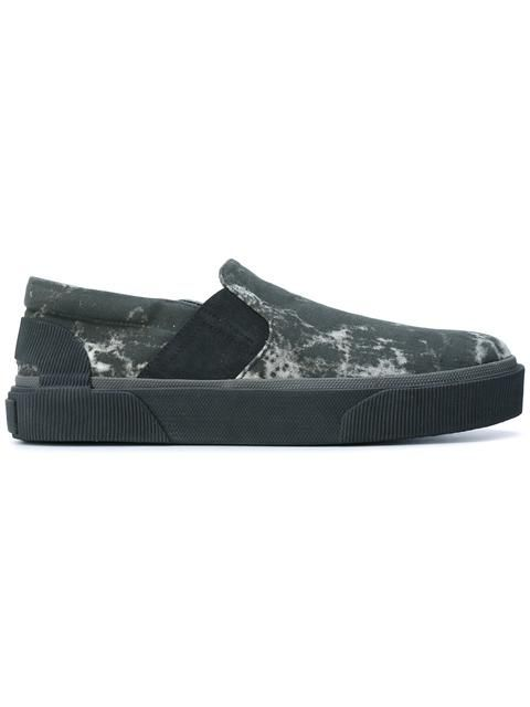 LANVIN Pull-On slip-on sneakers. #lanvin #shoes #sneakers