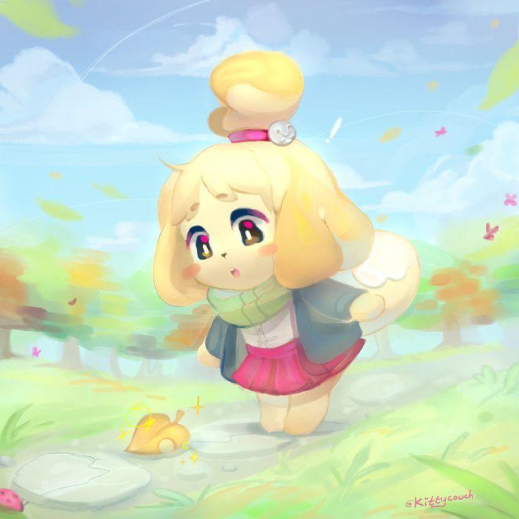 Isabelle Acnl New Ideas Animal Crossing Fan Art Animal Crossing Characters Animal Crossing