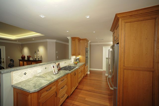 Traditional Galley Kitchen Designs open galley kitchen designs open plan galley kitchen traditional
