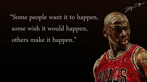 Famous Athlete Quotes motivational michael jordan sports quotes Sports Motivational  Famous Athlete Quotes