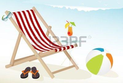 Illustration Cartoon Penguin On White Background Beach Fun Clip Art Beach Icon