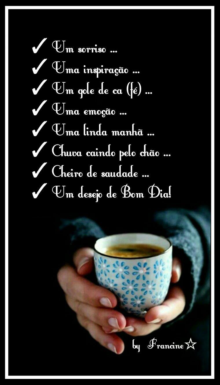 Imagem De Desejos De Bom Dia Por Rita Silva Em Lindos Mensagens