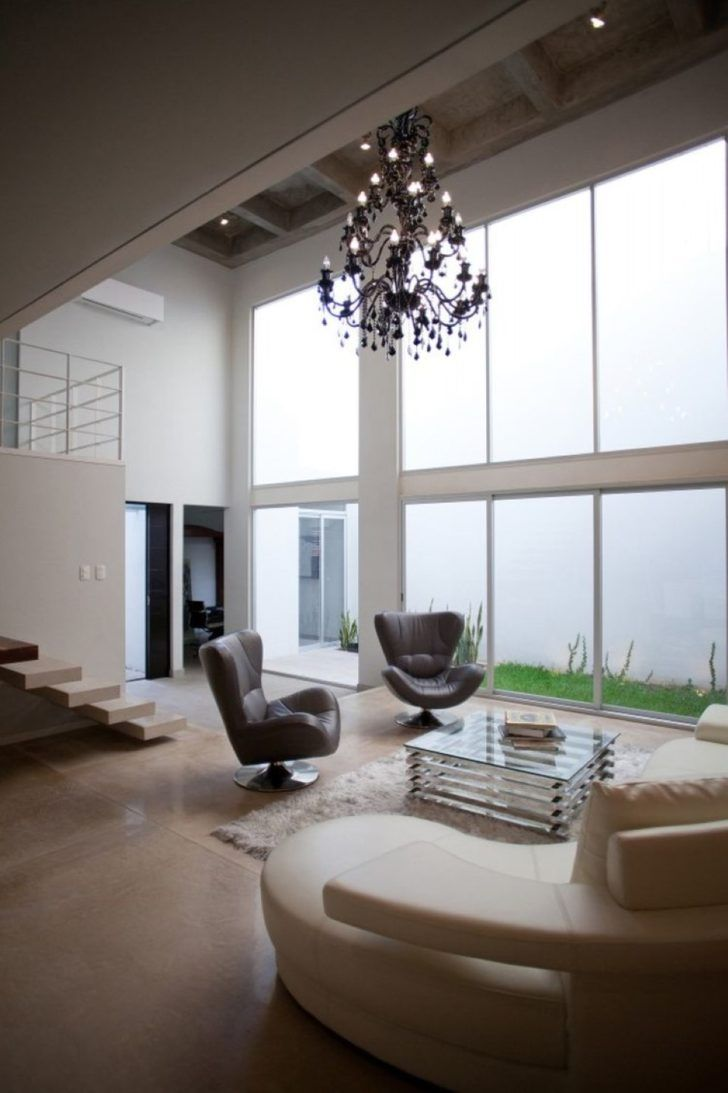Nice Living Rooms Designs: Living Room:Modern High Ceiling Living Room With Nice