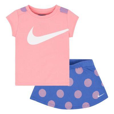 c414f6c89 Nike Girls 2-pc. Short Sleeve Short Set - JCPenney | Maisey | Nikes ...