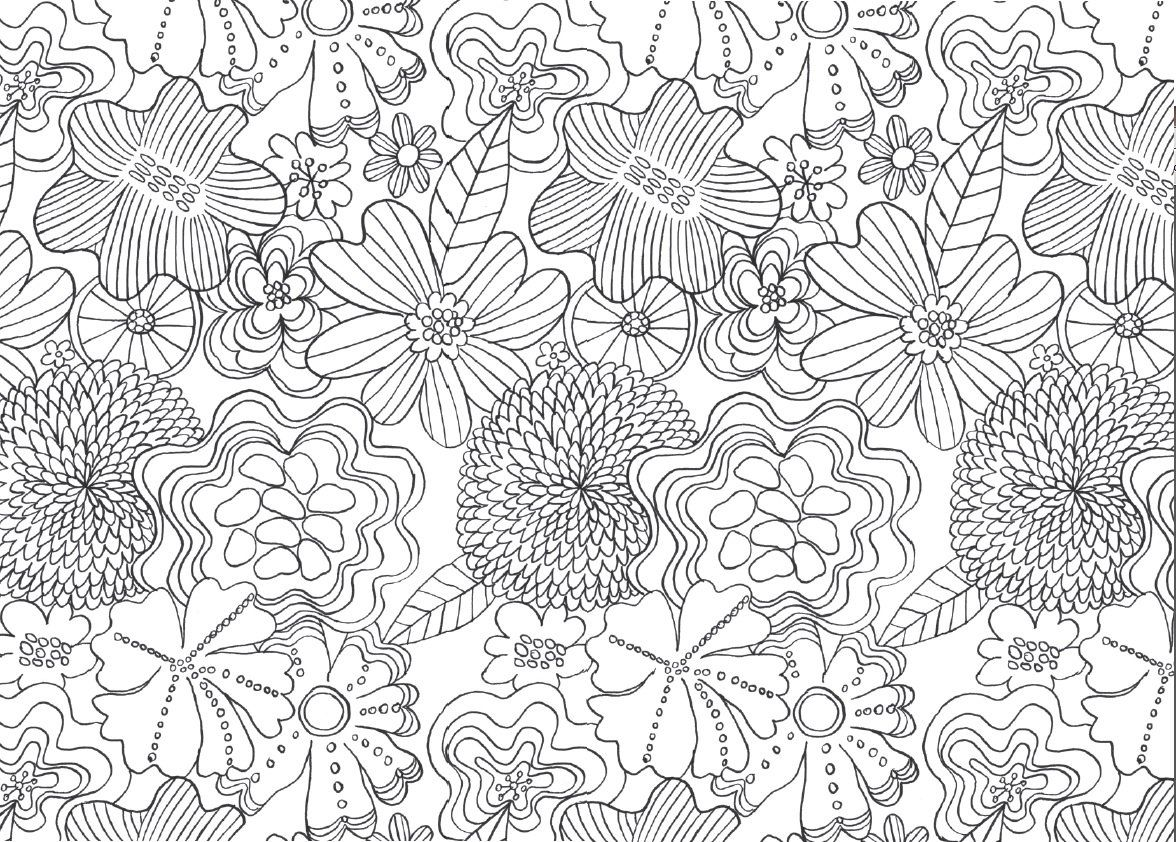 The Mindfulness Colouring Book Anti Stress Art Therapy For Busy People Amazon Co Uk Emma Farrarons Mindfulness Colouring Stress Coloring Book Coloring Books