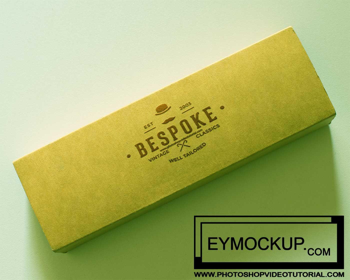 Download Free Realistic Pencil Box Logo Mockups Branding Download Downloadpsd Free Freemockup Freepsd Freebie M Logo Mockup Logo Design Mockup Free Logo Mockup