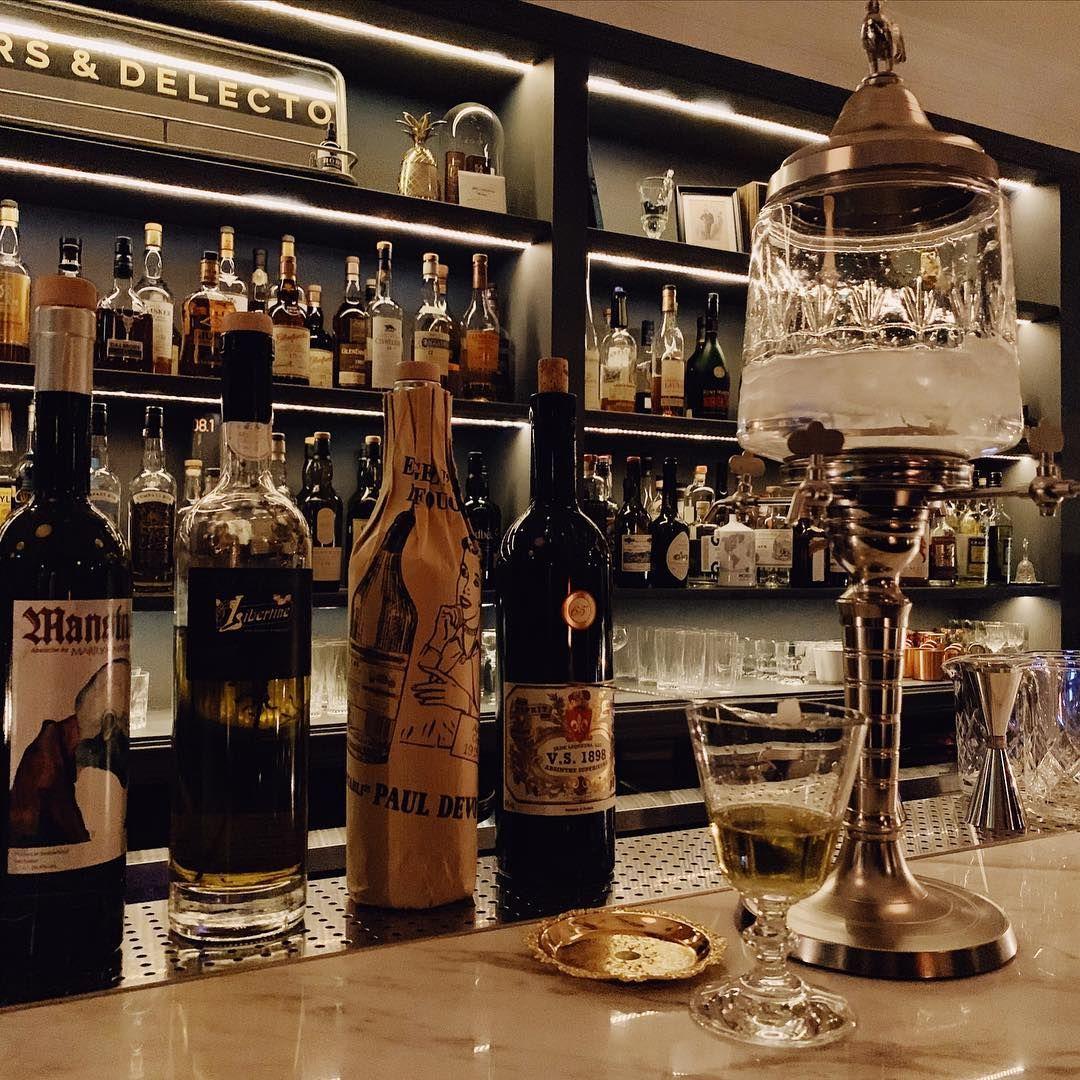 在蕓蕓上海酒吧中,最喜歡只有這間(沒有之一)。 . 為東京名酒吧Bar Trench的姊妹店,這裡的主調酒師Saito San ...