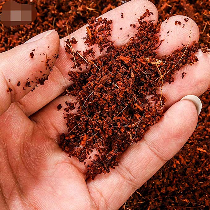 Yardwe Coconut Fiber Soil Organic Natural
