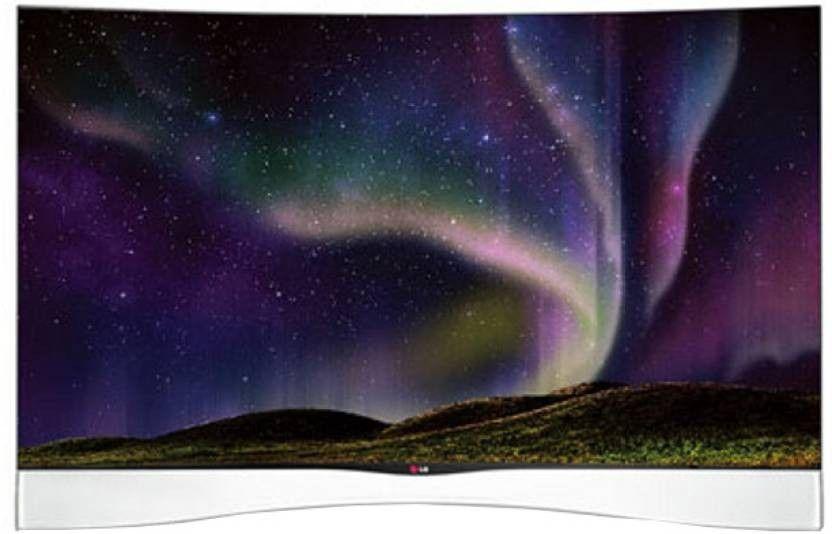 Best Lg 138Cm 55 Full Hd 3D Smart Curved Led Tv Mrp 400 x 300