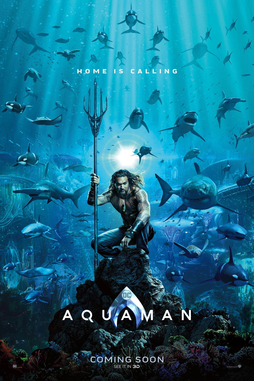 Aquaman Película Completa Dvd Mega Latino 2018 En Latino