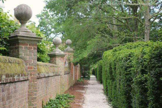 Great Colonial Williamsburg Gardens | ... Williamsburg, Va And Now I Want To Show