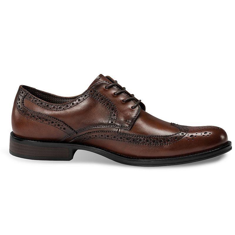 Dress shoes men, Wingtip oxford shoes