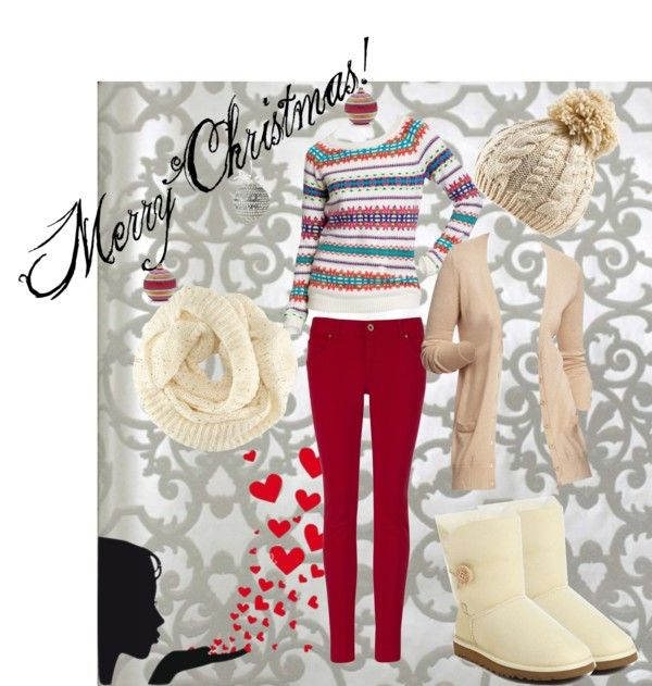 """""""Style That Sweater with Old Navy"""" by chloe3200 ❤ liked on Polyvore"""