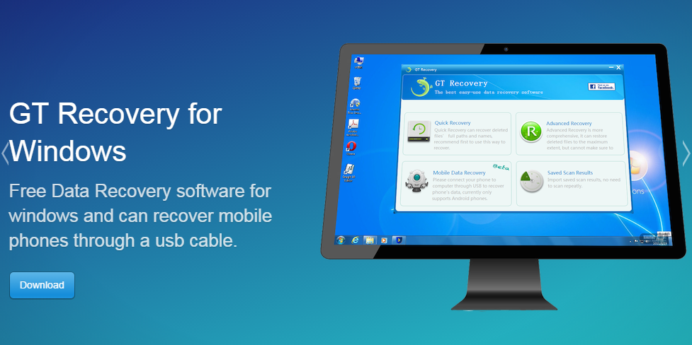 Free GT Recovery Guide for Android Data Recovery (With