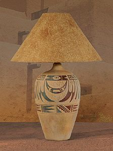 Southwest Table Lamp $189.00