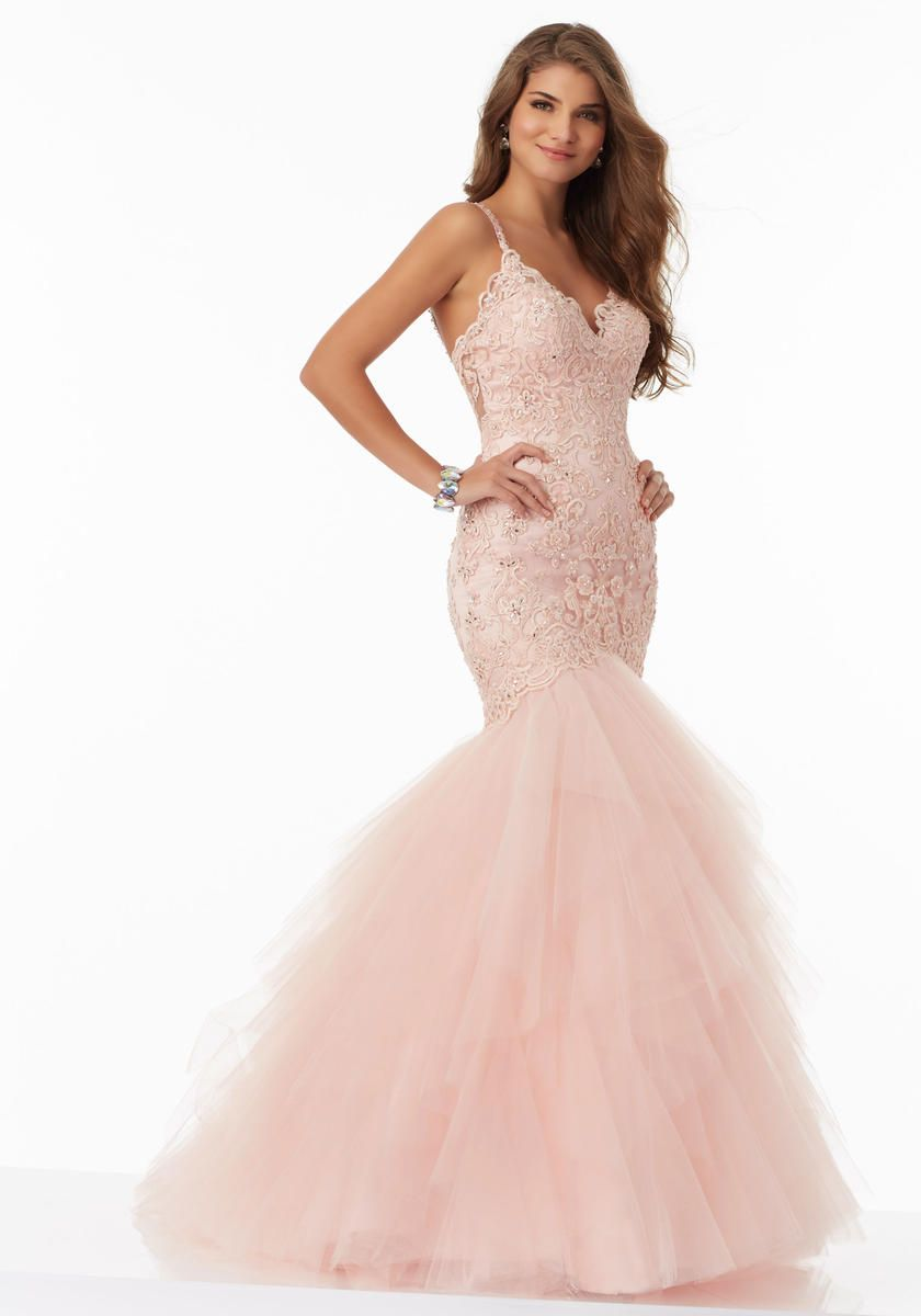 Morilee Prom 99044 is a Beautifully Fitted Prom Dress with Beaded ...