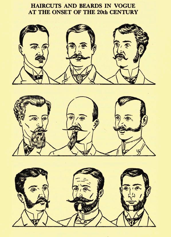 Classic Barber Books Barbering Pinterest