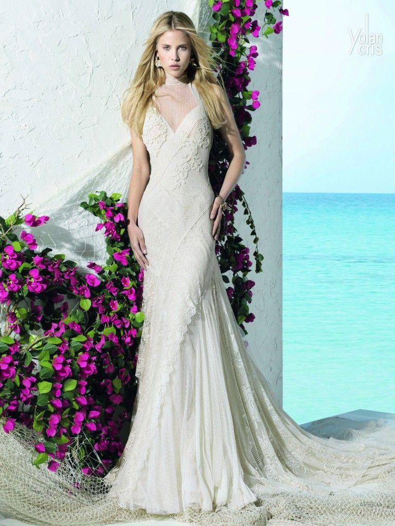 Meet a New Designer: Yolan Cris | Covers Couture trouwjurken en ...
