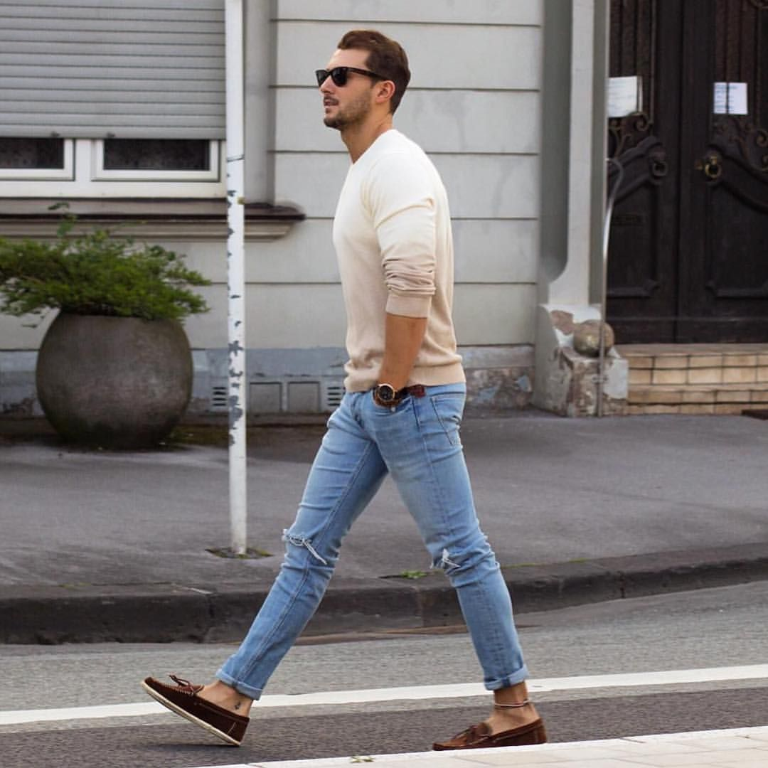 Men Street Style Summer Fashion For Men Brought To You By Tom Maslanka Men Casual Pinterest