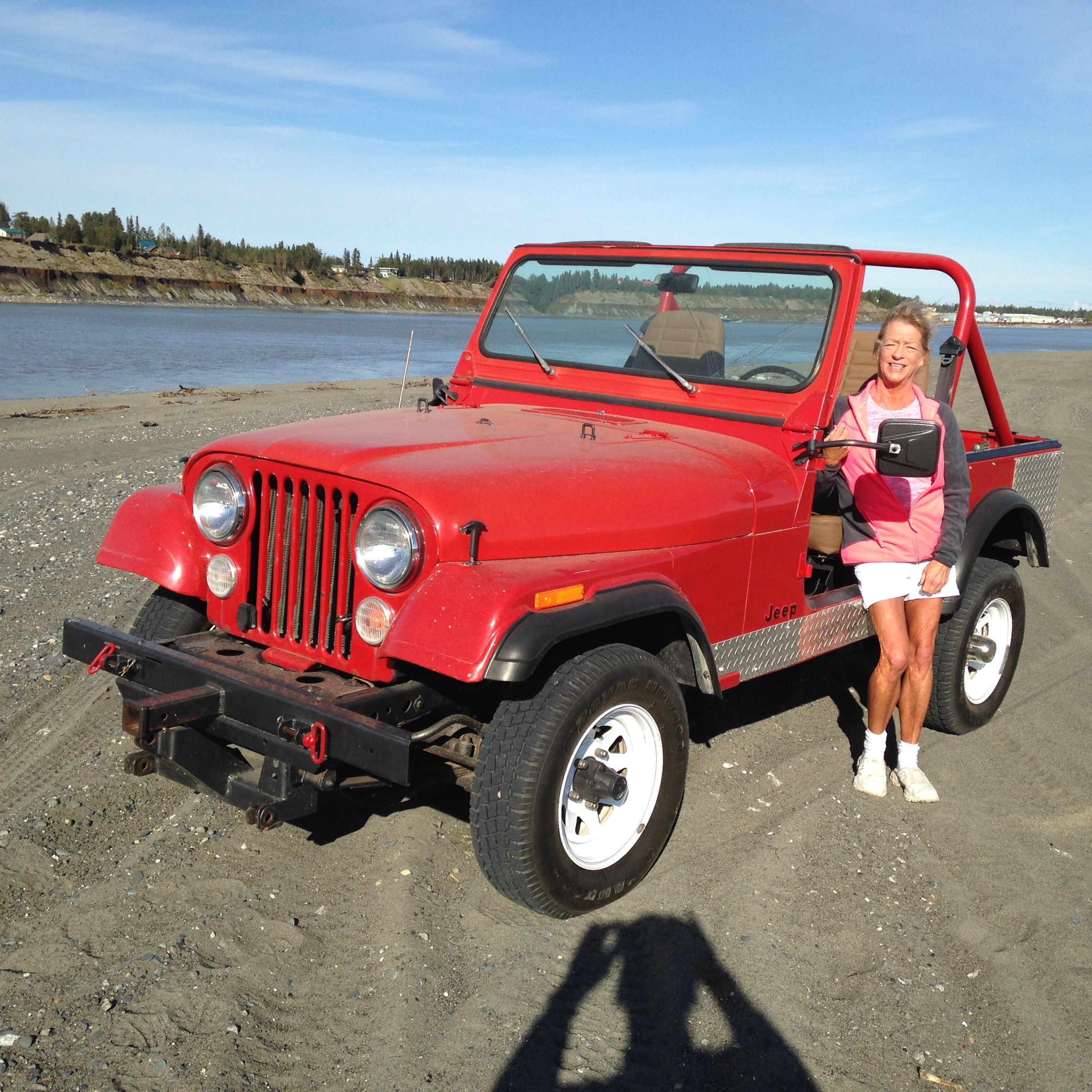Jeeping in Alaska | Off Roading and Jeeping | Monster ...