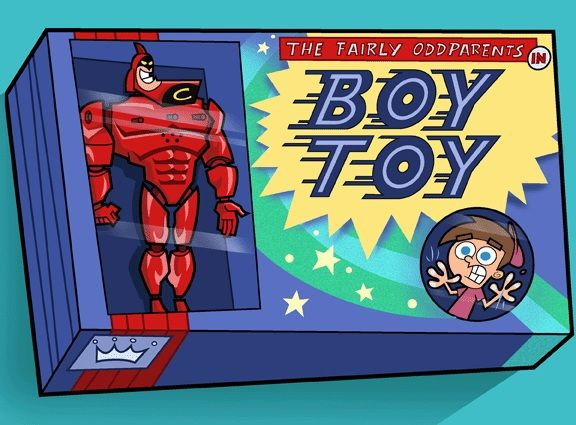 The Fairly Odd Parents Toys