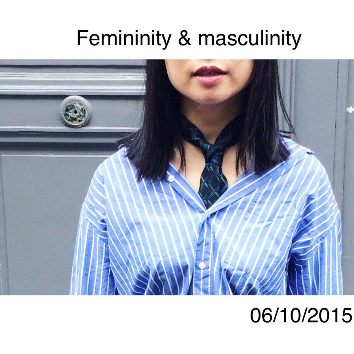Femininity&masculinity