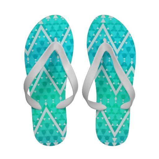 Mix #402 - Mint Flip Flops