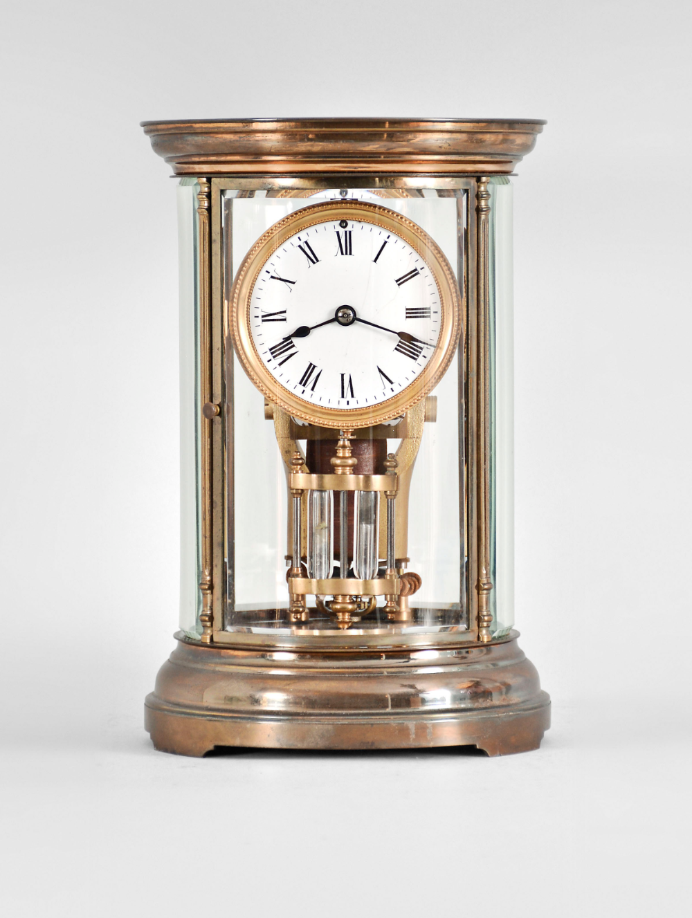 O Keenan Electromechanical Crystal Regulator In 2020 Clock Mantel Clock Crystals