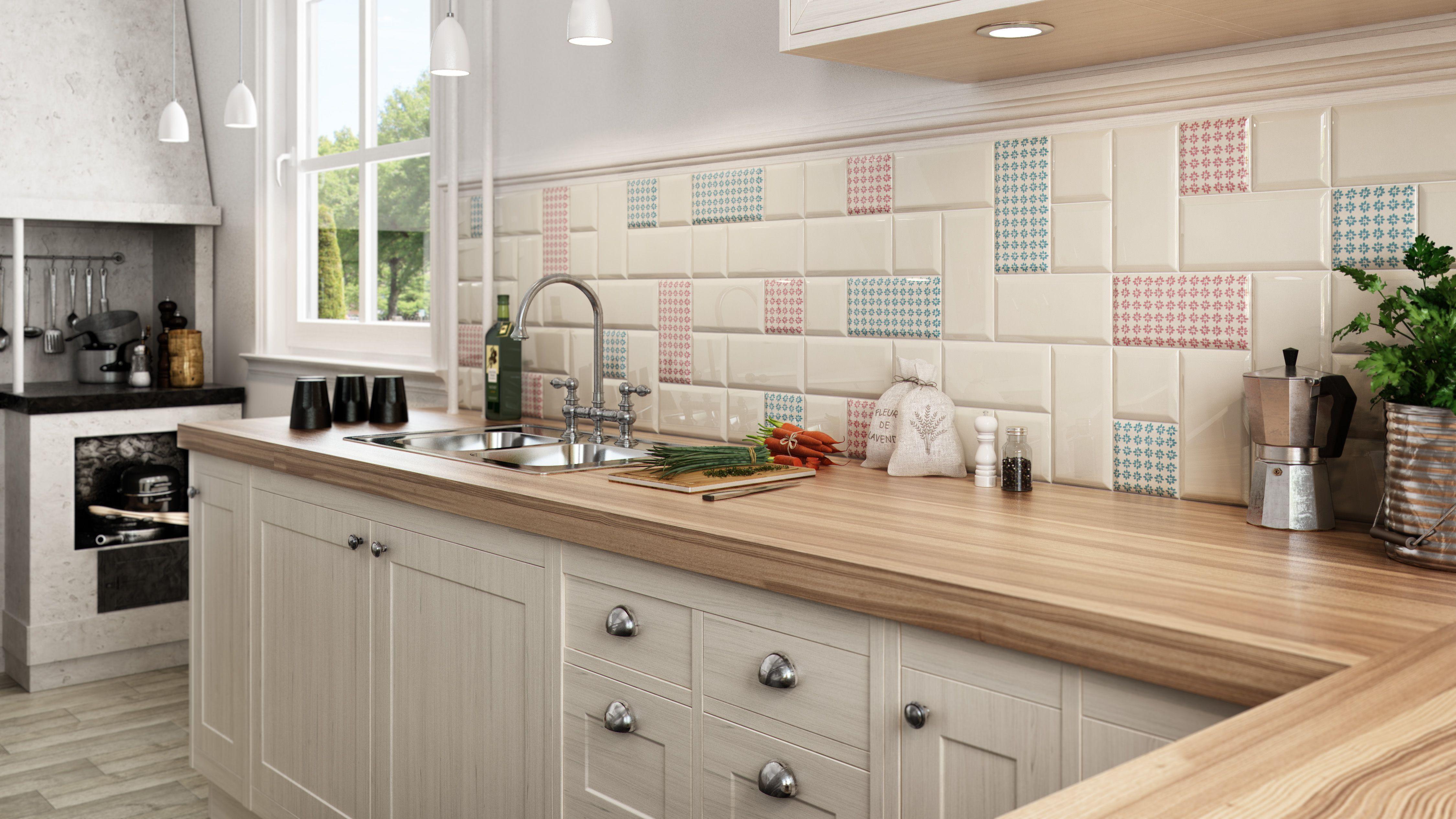 Ceramika Paradyz Kolor I Wzor W Kuchni Pln Design Kitchen Layout Kitchen Home