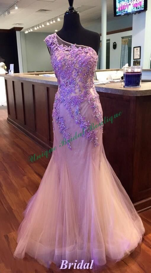 Dave And Johnny Prom Dresses 2016 One Shoulder Prom Dresses With