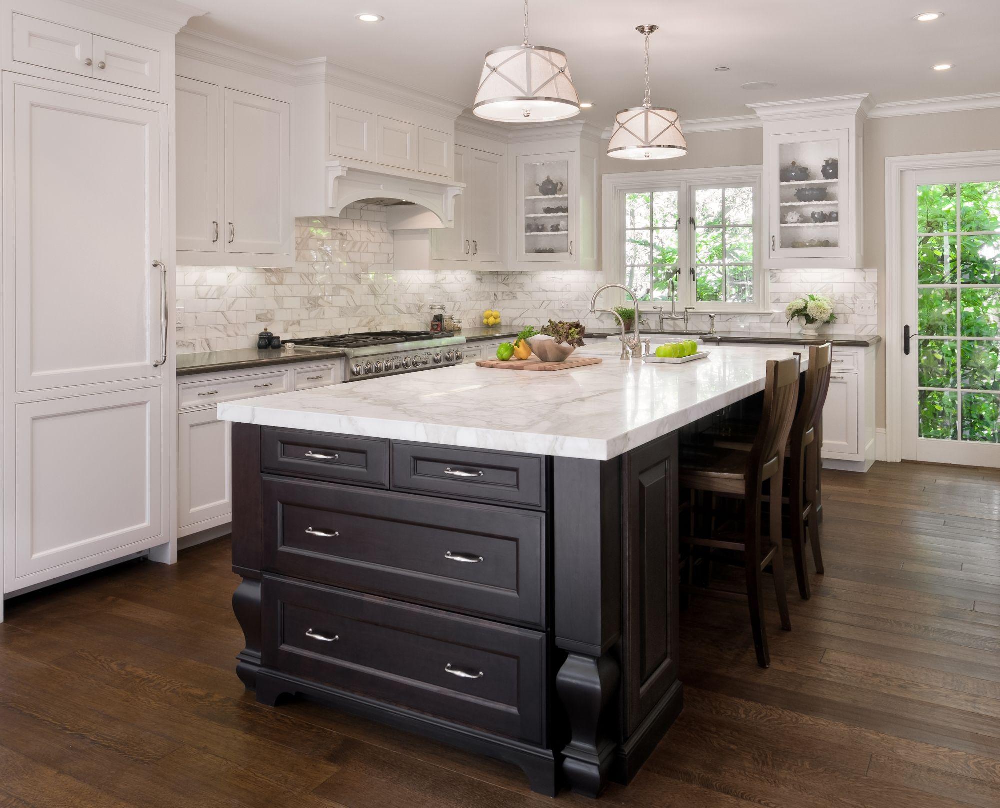 San Mateo Wood Mode Kitchen Island Kitchen Home Kitchens Kitchen Design