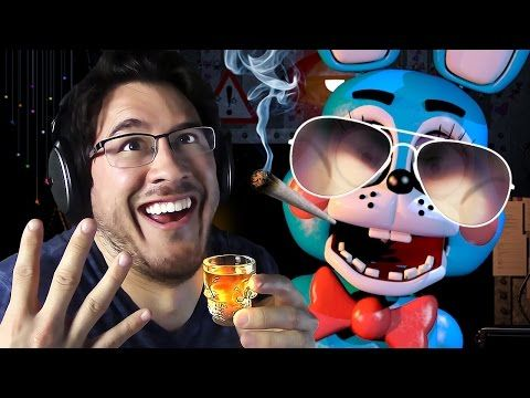 NEW SPECIAL GUEST! (5th and 1st Shot) | Five Nights at F**kboy's DRUNK - Part 4 - YouTube
