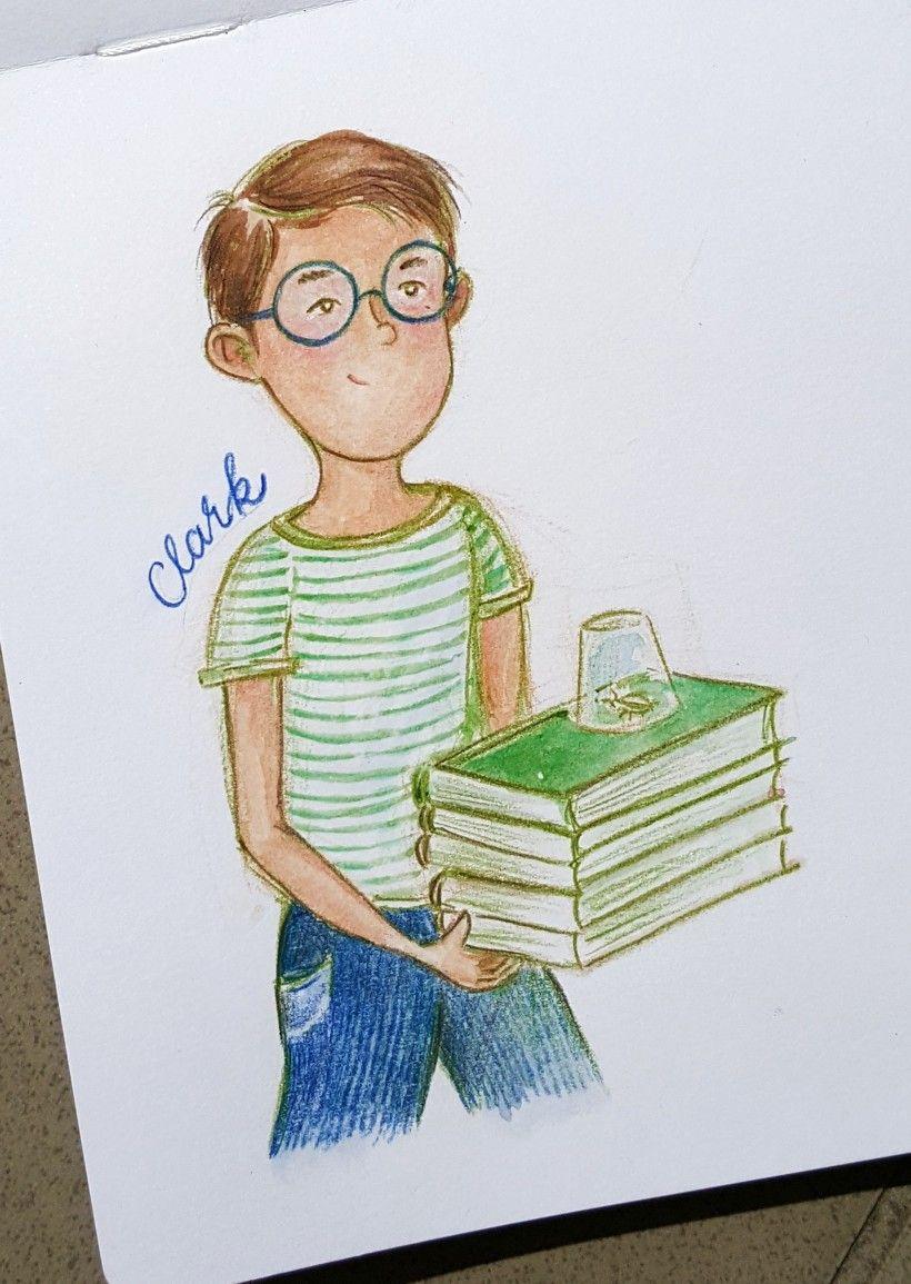 Illustration Kinderbuch Aquarell Childrensbookillustration