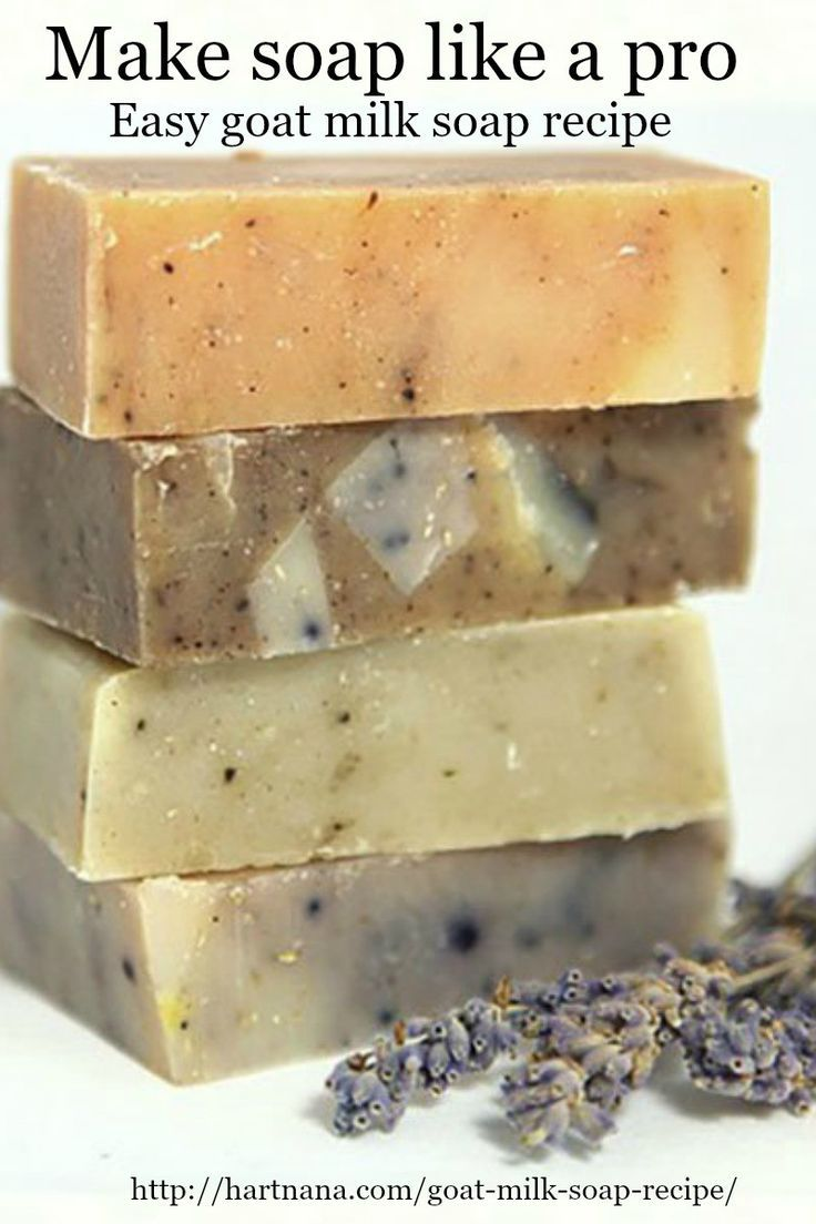 Purchase of ingredients for soap making: a selection of sites