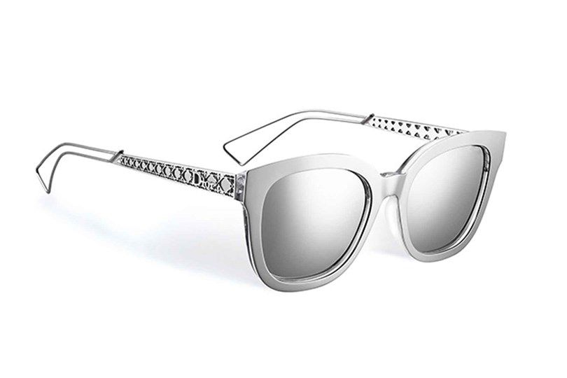 7fe95a3a9643 Dior sunglasses - 6 METALLIC PIECES TO MAKE YOU SPARKLE