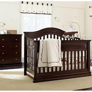 Savanna 3 Pc Tori Baby Furniture Set Espresso Jcpenney