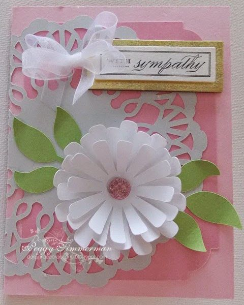 Daily Grace Creations: Another Sympathy Card