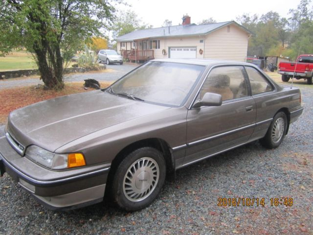 1990 Acura Legend Coupe, Honda, Nissan, Mazda, BMW, Classic, Sports Car