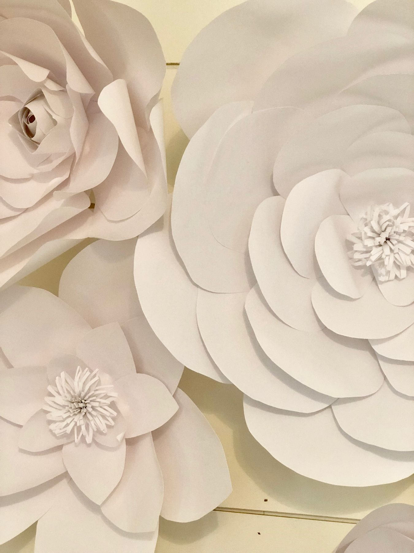 Paper Flowers Made With Flowers Made From Paper Diy Kits Flowers